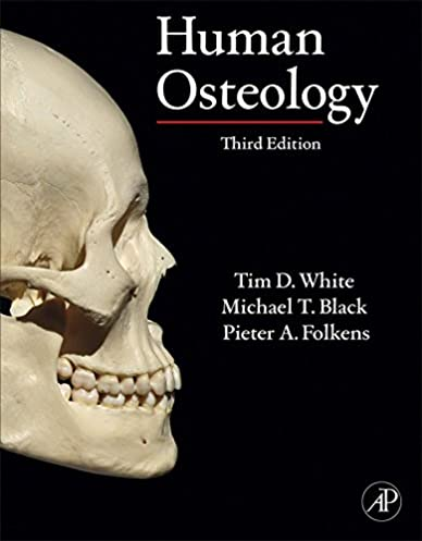 Careers osteologist array human osteology kindle edition by tim d white michael t black rh fandeluxe Images