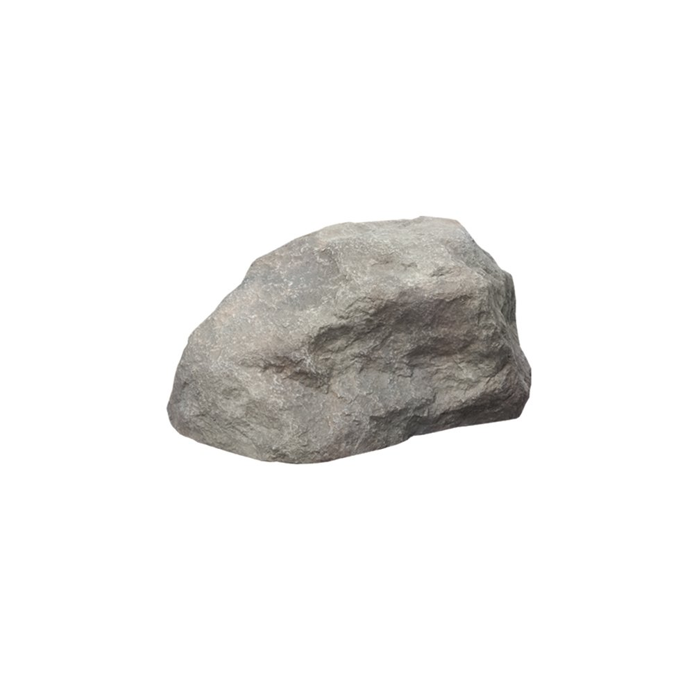 Outdoor Essentials Faux Rock, Grey, Small