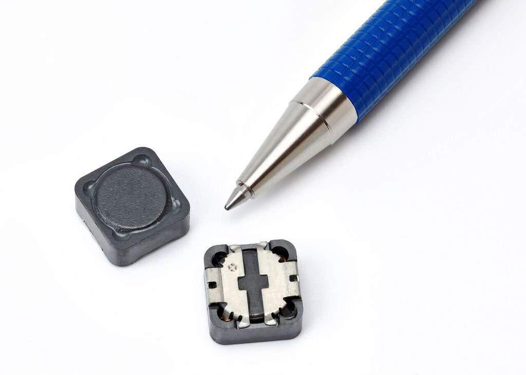 Inductor Power Drum Core 33.74uH//33uH 20/% 100KHz Ferrite 3.28A 50.5mOhm DCR T//R DR125-330-R