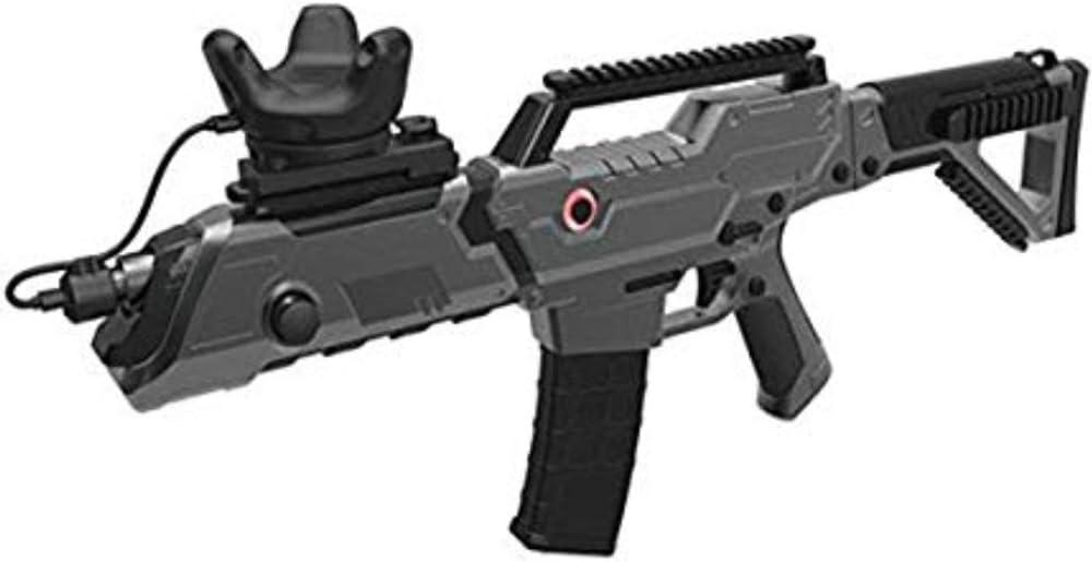 Amazon com: HTC Vive Gun Controller with Vive Tracker 1 0