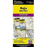 Baja California, Mexico, Map Pack Bundle (Adventure Map)