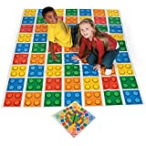 Color Blocks Bend Game (Each) - Party Supplies