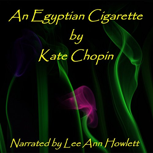 An Egyptian Cigarette (Egyptian Cigarettes)