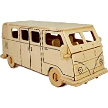 Camper Van Woodcraft Construction Kit