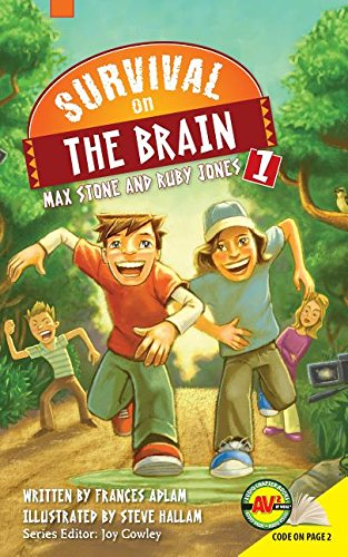 Download Survival on the Brain (Av2 Audio Chapter Books: Max Stone and Ruby Jones 1) PDF