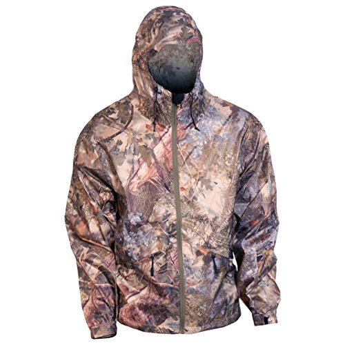 - King's Camo Men's Climatex Rainwear Jacket, Mountain Shadow, 3X-Large