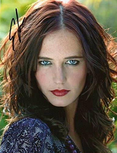 Photo Eva Green Signed Autographed 8 x 10