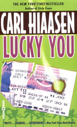 Lucky You by Carl Hiaasen