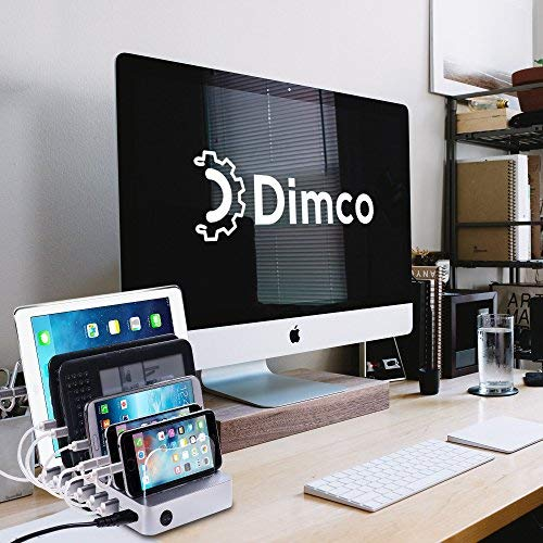Dimco USB Fast Charging Station Compatible with Apple