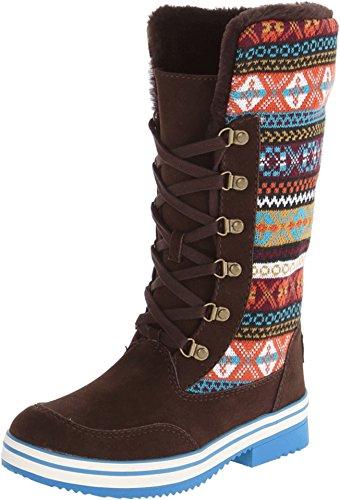 Dog Boots Designer (Rocket Dog Women's Suri Boot (8, Tribal Brown))