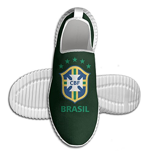 2018 soccer brazil national football team mans fashion