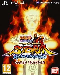Naruto Shippuden: Ultimate Ninja Storm Generations - Card Edition