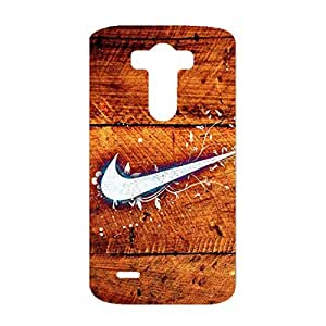 Just Do It Nike Design Cover Case Retro Classic 3D Nike Logo Phone Case for LG G3