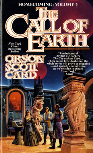 book cover of The Call of Earth