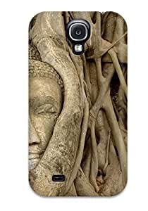 Tpu Case Cover Compatible For Galaxy S4/ Hot Case/ Buddhism