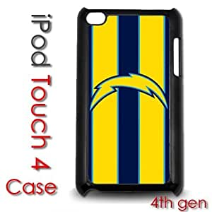 IPod Touch 4 4th gen Touch Plastic Case - San Diego Chargers Football