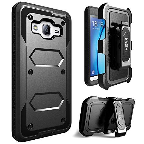 Cheap Holsters & Clips Galaxy J3(2016) Case / J3 V / Samsung Galaxy Amp Prime Case..