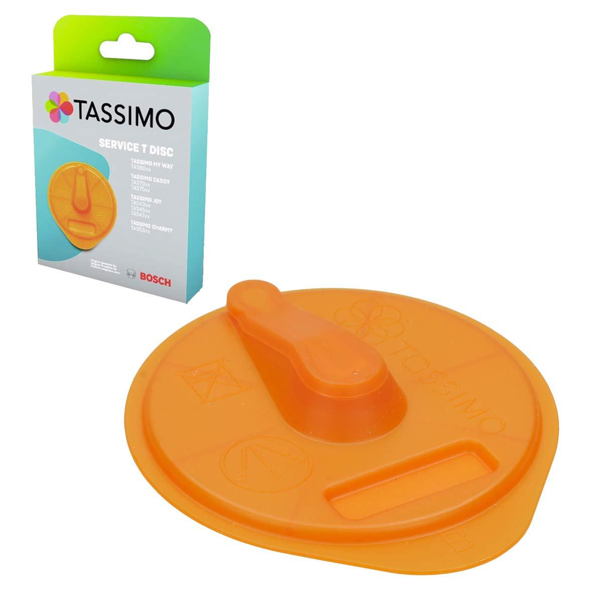 Bosch T-Disc Tassimo-Maschine Orange