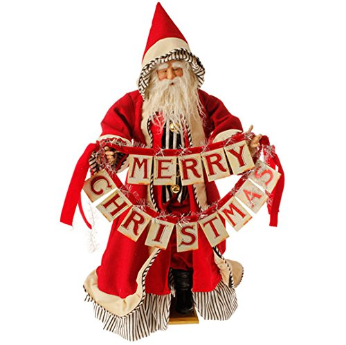 """RAZ Imports - 26"""" Santa"""