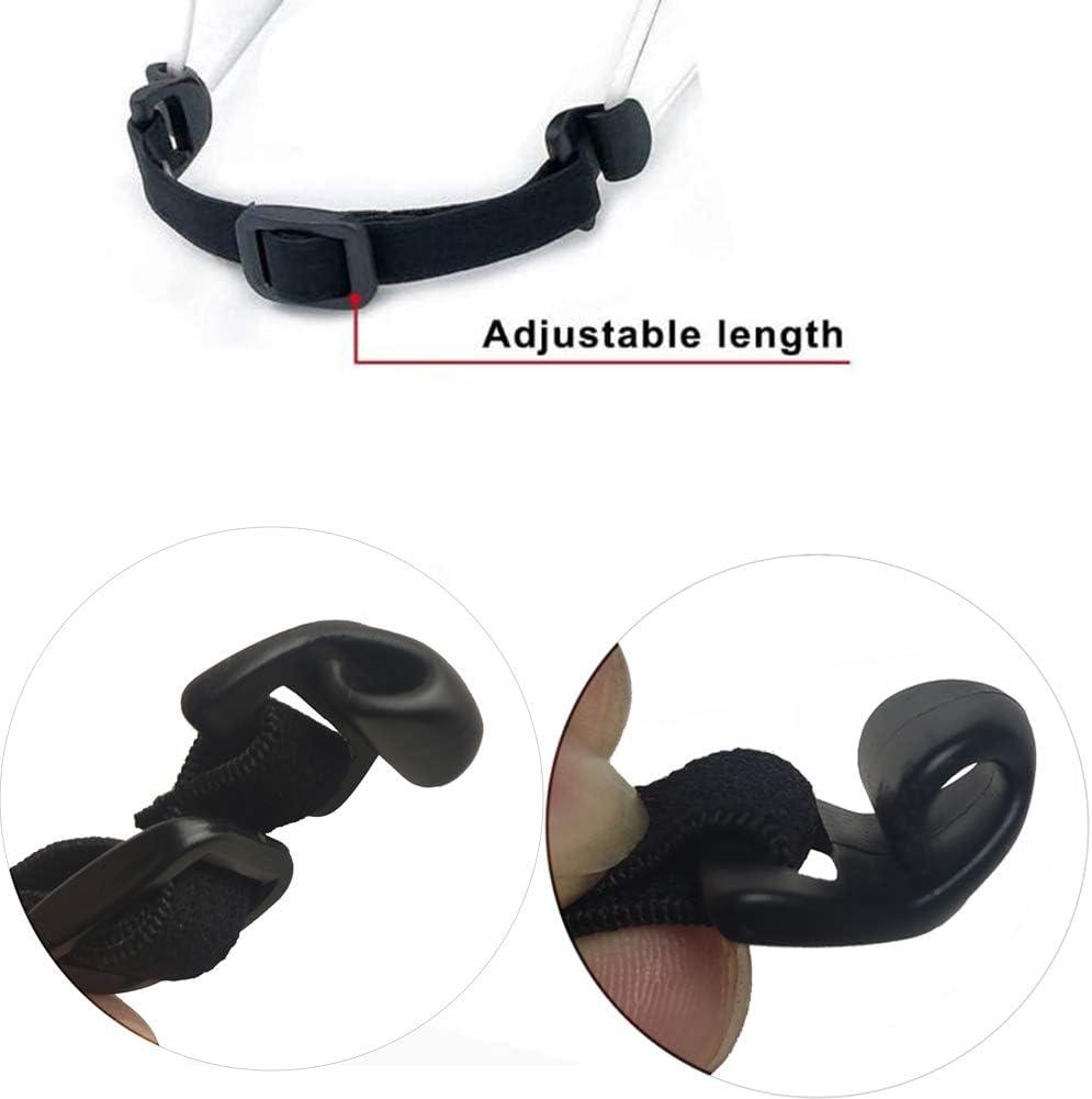 Extensor de m/áscara para adultos y ni/ños gancho para la oreja reduce el dolor y la presi/ón para el o/ído protecci/ón antiapriete