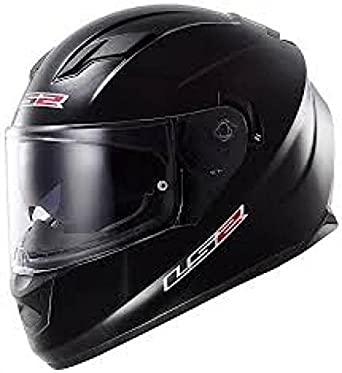103201011/L CASCO LS2 FF320 STREAM SOLID MATT-BLACK L