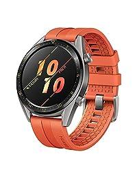 Huawei Fortuna-B19R Watch GT Active, Naranja, Acero
