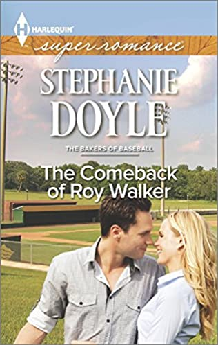 book cover of The Comeback of Roy Walker