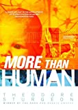 More Than Human by Theodore Sturgeon (2010-06-06)