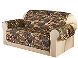 Woodland Lodge Furniture Protector Cover, Brown, Sofa