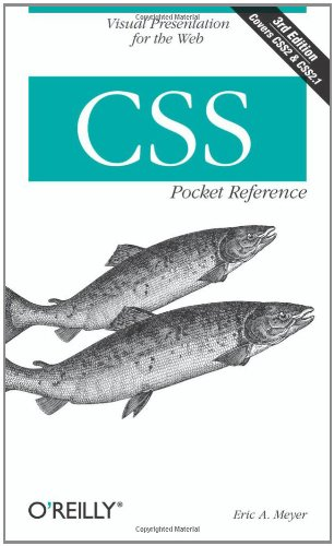 CSS Pocket Reference (Pocket Reference (O'Reilly))