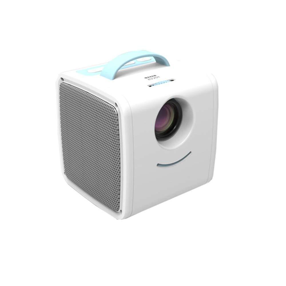 FOWYJ Mini Proyector portátil 700 Educación para niños Regalo para ...