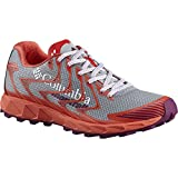 Columbia Rogue F.K.T. II Trail Running Shoe - Women's Steam/Dark Raspberry, 7.5