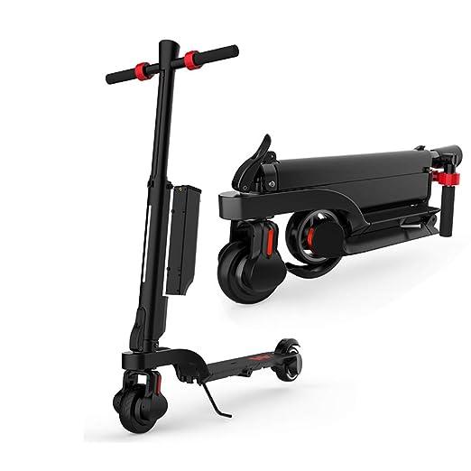 TB-Scooter Patinete Eléctrico de 250 W, Pantalla LCD,3 ...