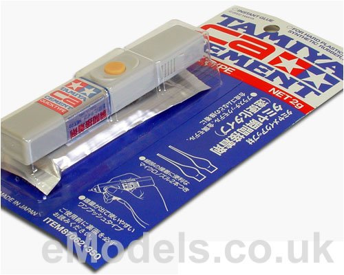 Tamiya 300087062 Cement kit