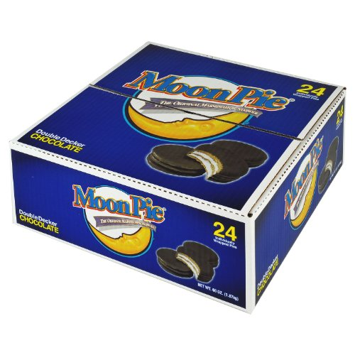 Moon Pie Chocolate Flavor - 24 ct. box - Original Moon Pie Shopping Results