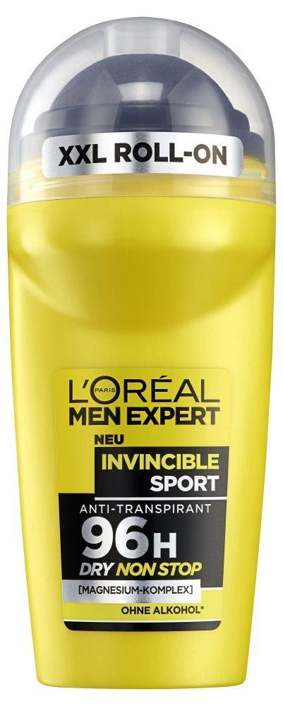 Desodorante Men Expert roll-on, 6 unidades (50 ml). A92053