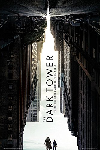 - The Dark Tower - Movie Poster / Print (Teaser / Advance Design) (Size: 24