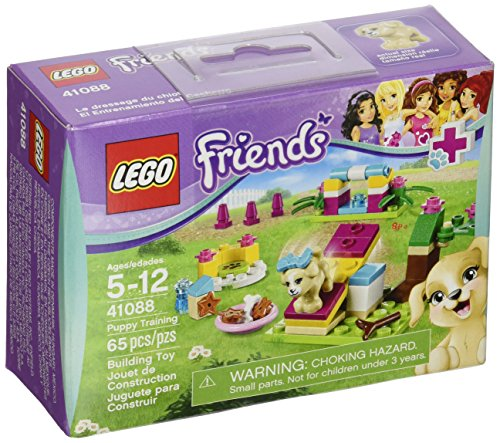 LEGO-Friends-41088-Puppy-Training-Discontinued-by-manufacturer