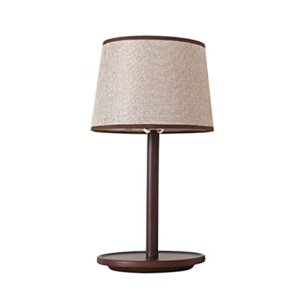 LIZHIQIANG Lámpara de mesa, lámpara de escritorio de ...