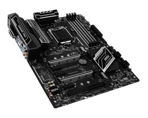 Z270 SLI PLUS Desktop Motherboard - Intel Z270 Chipset - Soc