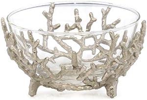 Michael Aram Ocean Reef Small Glass Serving Bowl