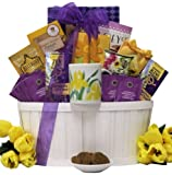 coffee and tea gift basket - Great Arrivals Gourmet Coffee and Tea Gift Basket, Zen Blend