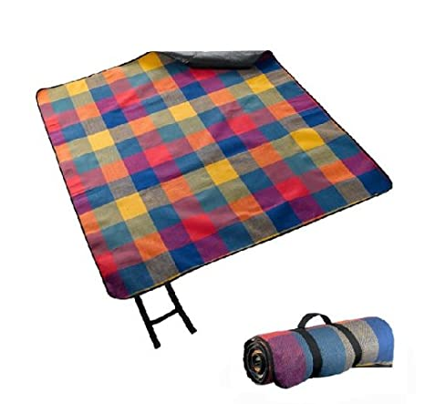 Amazon.com: Decathlon Moisture-proof Manta de picnic al aire ...