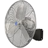 Marley 24HDHW 120-volt Extra Heavy Duty Air Circulator, 24-Inch Wall Mount