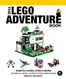 img - for The LEGO Adventure Book, Vol. 3: Robots, Planes, Cities & More! book / textbook / text book