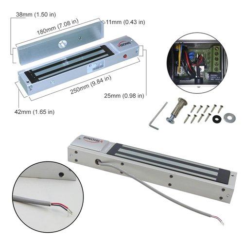 Buy magnetic door lock kit wireless