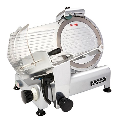 Adcraft Medium Duty 12 Inch Electric Meat Slicer 300ES-12