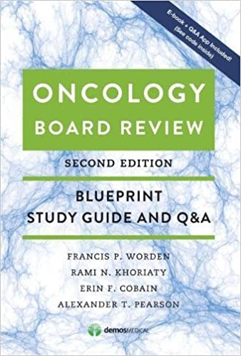 Oncology board review second edition blueprint study guide and oncology board review second edition blueprint study guide and qa 2nd edition malvernweather Image collections