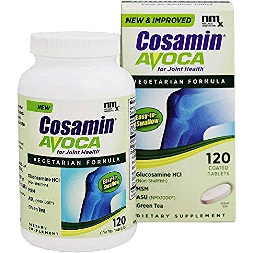 Nutramax Cosamin Avoca, 120 Count