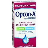 Bausch & Lomb Opcon-A Eye Allergy Relief, .5